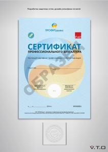 Сертификат профессионального бухгалтера
