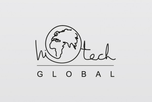 Логотип Hitech global