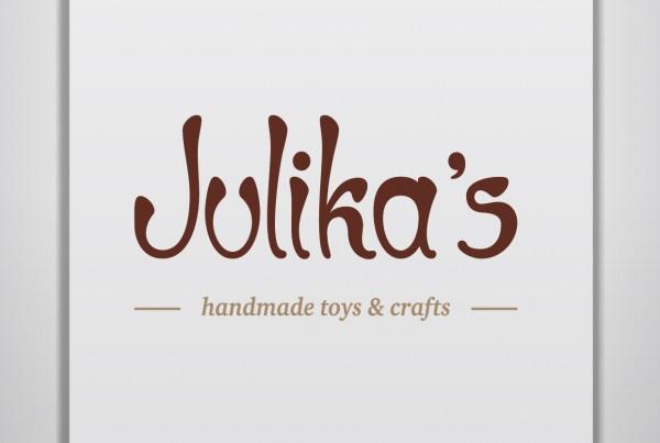 Логотип Julika's