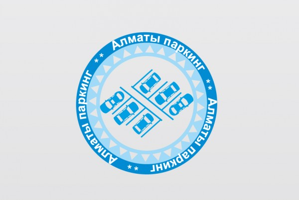 Логотип Алматыпаркинг