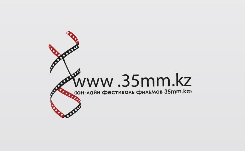 Логотип фестиваля короткометражных фильмов 35mm