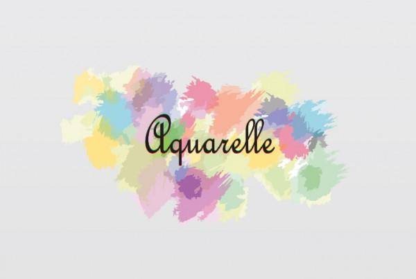Логотип Aquarelle