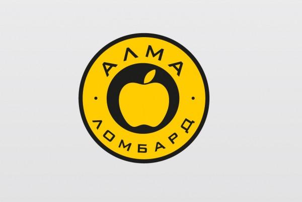 Логотип Алма Ломбард