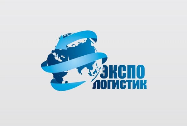 Логотип Экспо Логистик