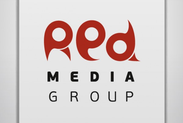 Логотип Red Media Group
