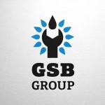 Логотип GSB Group цветной горизонтальный
