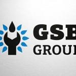 Логотип GSB Group цветной