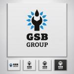 Логотипы GSB Group