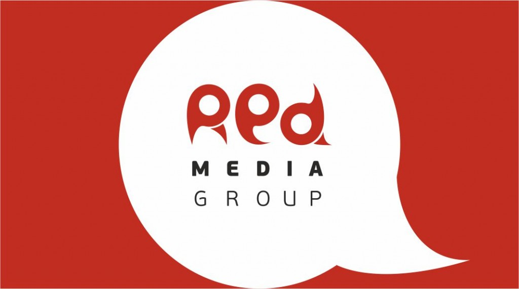 Визитка Red Media Group оборот