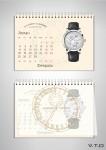 a lange & sohne 1 time zone часы гринвич Февраль february 2013 календарь премьер 2013 premier calendar
