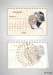 audemars piguet ladies millenary starlit sky астрономические часы олрой март march 2013 календарь премьер 2013 premier calendar