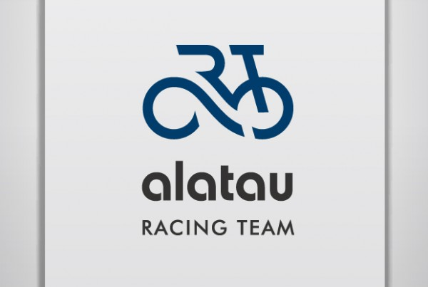 логотип, велоспорт, logo, racing, team, alatau, алатау, разработка лого