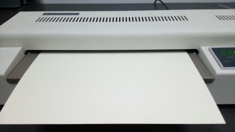 «Bio Pro-320» — ламинатор нового поколения с «биокерамическими» горячими валами.