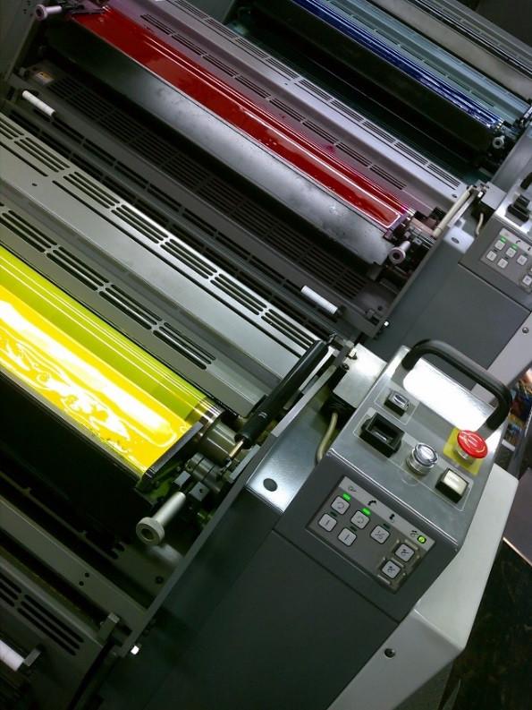 Печатное оборудование от V.T.O.