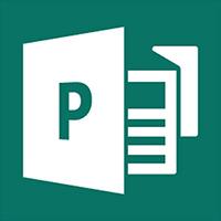 Дизайнерские программы Microsoft Publisher