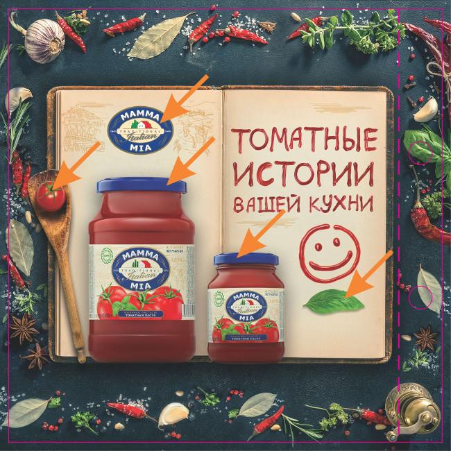 Томатные истории вашей кухни от V.T.O.