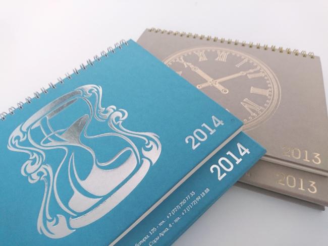 Изготовление календаря
