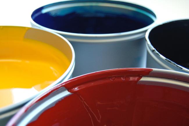 Краски от компании V.T.O.