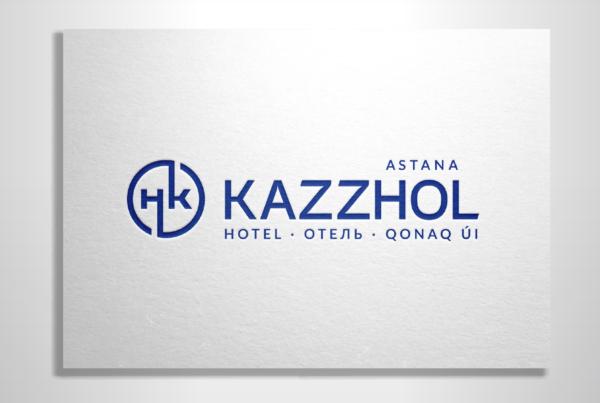 логотип, казжол