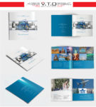 брошюра, tourmalin, туристическое агентство, самолёт